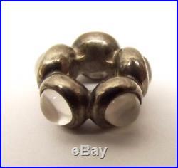 Auth Sterling Silver Pandora 12 Charm Bracelet Lot Bead Sapphire Peridot Enamel