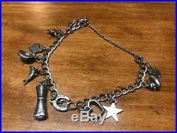 Beautiful James Avery Charm bracelet 11 James Avery Charms Sterling Silver