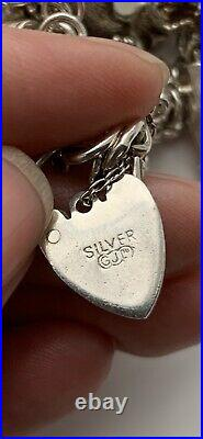 Georg Jensen Silver Charm Bracelet