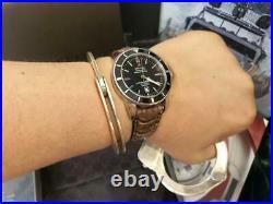 Gucci Silver Handcuffs Bracelet