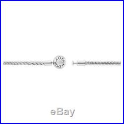 PANDORA Elegance Bracelet Gift Set 7.5 (19cm) WITH CHARM & GIFT BOX USB796519