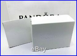 PANDORA Rose Shine 18k Gold Sliding Charm Bracelet 567110CZ 587125CZ 597125CZ