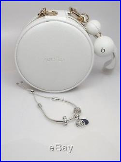 93046fe5e Pandora Dazzling Wishes Bracelet + 3 Charms Gift Set OSFA ALL SIZES YAY! +  GIFT