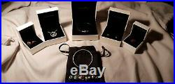 Pre-owned Genuine Pandora Charms, Bracelets, Necklaces, Spacers, Earrings