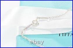 Tiffany & Co Elsa Peretti Silver Starfish Chain 7.25 Bracelet Beach Charm Ocean