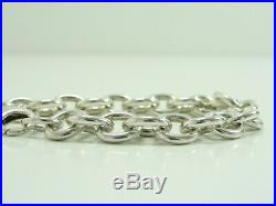 Tiffany & Co. New York Herz Charm Armband Armkette 925 Silber Silver Bracelet