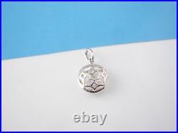 Tiffany & Co Silver MINT RARE Picasso Zellige Charm Pendant Bracelet Necklace