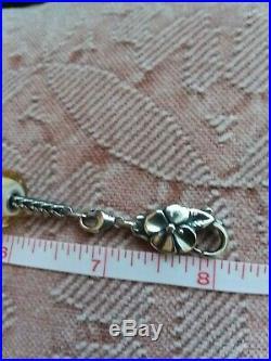 Trollbeads Sterling Silver Bracelet/Charms-NIB